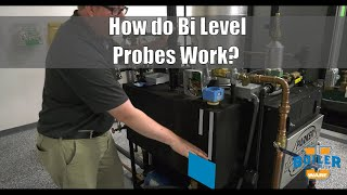 Bi Level Probe | Different Types of Level Controls - Weekly Boiler Tips
