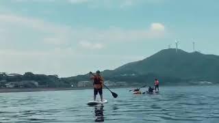 淡路島カヤック&SUP教室