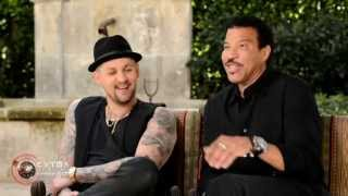 EXTRA MINUTES  Extended Interview With LIONEL RICHIE And JOEL MADDEN