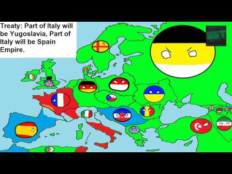 Alternative Future Of Europe In Coutry Ball EPISODE 8 Mp3