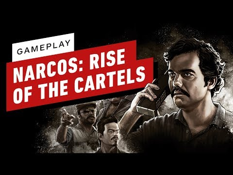 Gameplay de Narcos: Rise of the Cartels