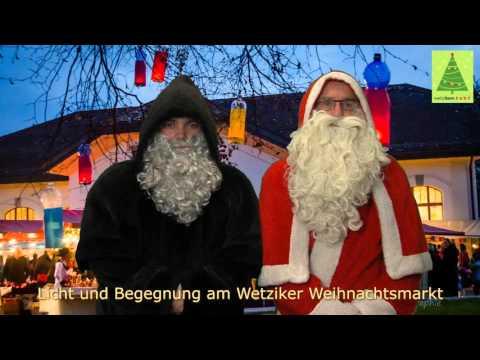 Ansage Weihnachtsmarkt Wetzikon
