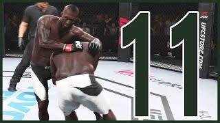 UFC 2 Career Mode Ep.11 -  SHORT FIGHT NOTICE!! | UFC 2 Gameplay