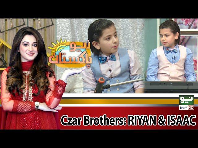 Czar Brothers in Neo Pakistan   Nabeeha Ejaz   Part 2   14 June 2021