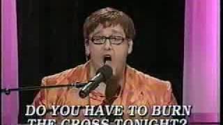 Mad TV Elton John Spoof