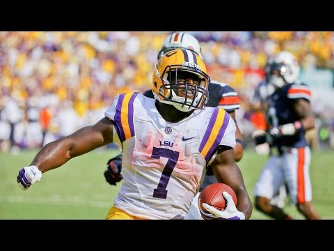 LSU's Leonard Fournette Runs Over Auburn's Defense | CampusInsiders