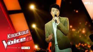 Knock Out : หนู VS นีนี 2/3 - Only Love  - The Voice Thailand 6 - 24 Dec 2017