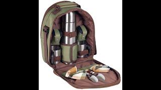 Набор для пикника Ranger Compact от компании urban-shop - видео