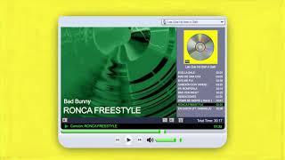 Musik-Video-Miniaturansicht zu RONCA FREESTYLE Songtext von Bad Bunny