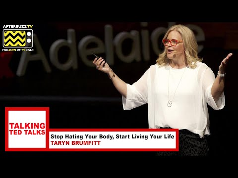 Talking Ted Talks: Stop Hating Your Body, Start Living Your Life | Taryn Brumfitt | AfterBuzz TV