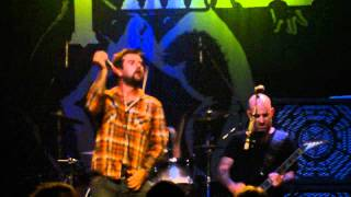 "The Damned Things - ""Friday Night (Going Down in Flames)"" (Live in San Diego 8-13-11)"