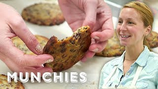 How To Make Cookie Dough Cookies with Christina Tosi