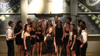 Find A Way (Nico & Vinz ft. Emmanuel Jal) - JHU Vocal Chords, Fall 2014