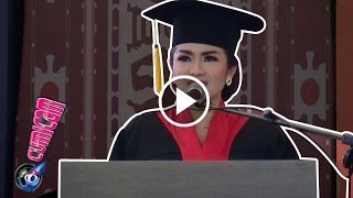 Pidato Wisuda Fitri Karlina Guncang Panggung  Cumicam 27 Desember 2016
