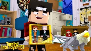 Minecraft Toys #61 - NEW HOUSE & NEW FANTASTIC BEASTS TOYS!!