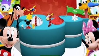 Mickey Mouse Clubhouse - Happy Birthday Party Free Disney Junior Website Game (Family Friendly!)