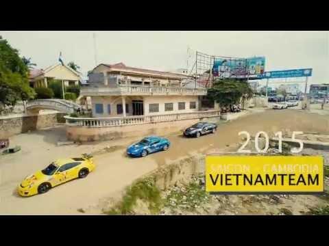 VIETNAM TEAM CAMBODIA 2015