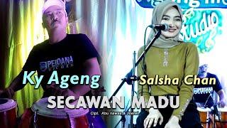 Download lagu Secawan Madu Salsha Chan Mp3