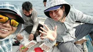 preview picture of video 'Palopo Fishing Club 'Tangan Om Gede Amiss''
