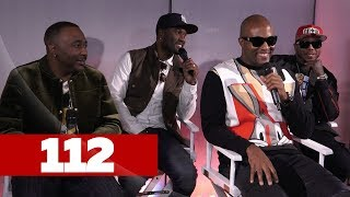 """112 Talk New Jagged Edge Collab, Creating """"Peaches & Cream"""" + Growing Up In The Church"""