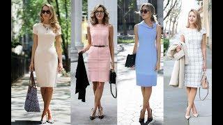 Tendencias 2018 Para Mujeres De 40 AÑOS, 50 AÑOS ... !!! | OUTFITS IDEAS 2018 : Vestidos
