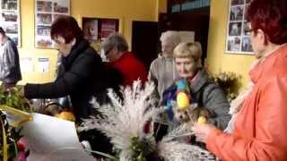 preview picture of video 'Kiermasz Wielkanocny w Słomnikach'