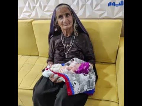أم لأول مرة ..سيدة هندية تُنجب طفل في عامها الـ 70