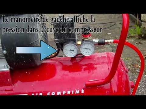 Clé à choc / clé à cliquet pneumatique sur compresseur air Prodif 50l - Outils Compresseur air comment utiliser une clé à chocs pneumatique sur un compresseur? - 0 - Comment utiliser une clé à chocs pneumatique sur un compresseur?