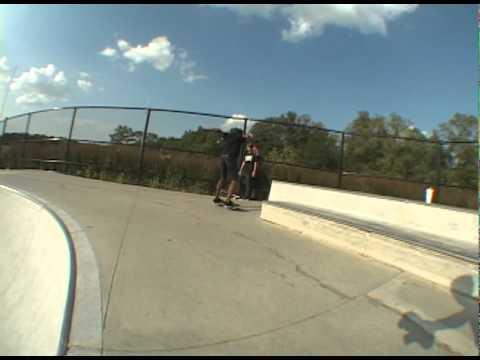 Dillon Skatepark Noblesville Indiana