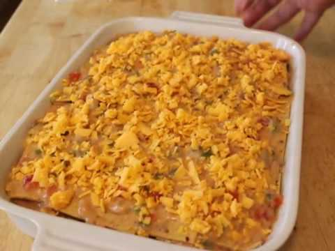 Food Wishes Recipes – King Ranch Chicken Casserole Recipe – How to Make King Ranch Chicken
