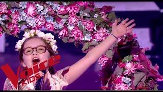 Whitney Houston - I have nothing | Emma | The Voice Kids France 2018 | Finale