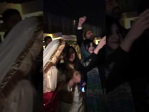 Iman Ali wedding's live music concert