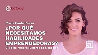 María Paula Russo en Ciclo Mujeres Líderes de Negocios | UCEMA