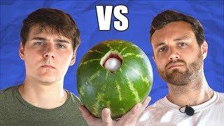 EGG DROP - Alex Ernst vs William Osman