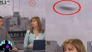 5 Cosas Paranormales Captadas en TV en vivo PARTE 6