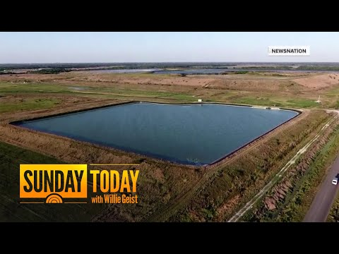 Tampa Toxic Wastewater Reservoir On Brink of Collapse
