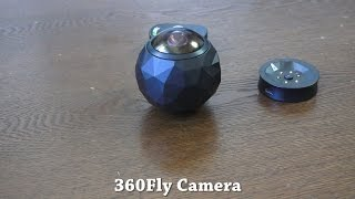 360FLY VR Camera Review