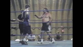 Dyersburg Wrestling Training