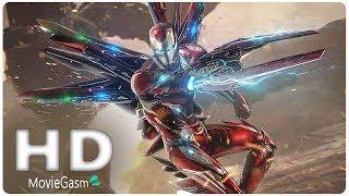 AVENGERS 4 _ New Suits Leak (2019) Avengers Engame, Marvel Superhero Movie HD