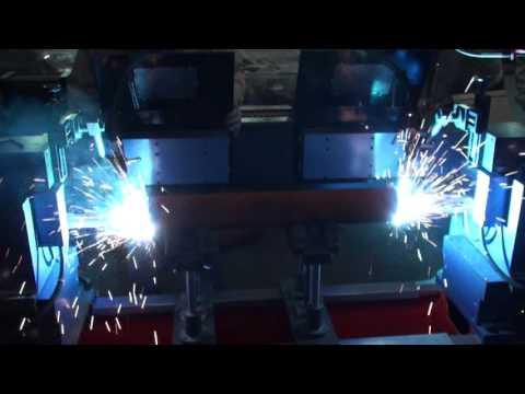 Conveyor Idler Welding Machine