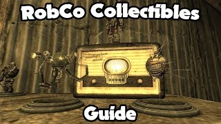 Fallout 3 RobCo Collectibles Guide - Bobblehunt