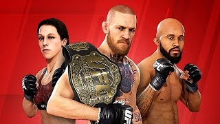 EA Sports UFC 3 - The Roster Reveal Is Here!