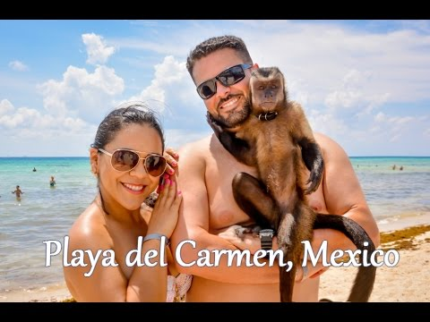 Playa del Carmen, Mexico 2015 GoPro
