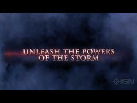 Видео № 0 из игры Thor: God of Thunder (Б\У) [3DS]