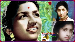 LATA JI-Film-CHHORA CHHORI-[1955]-Na To Mein Boli Na
