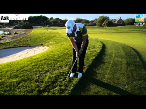 Chipping From Deep Rough Golf Lesson