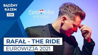 Kadr z teledysku The Ride tekst piosenki Rafał Brzozowski