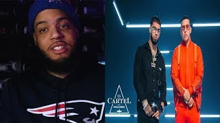 [Reaccion] Daddy Yankee & Anuel AA - Adictiva Video Oficial - JayCee!