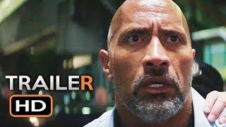 Skyscraper Official Trailer #2 (2018) Dwayne Johnson, Pablo Schreiber Action Movie HD