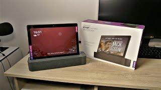 Lenovo Smart Tab M10 mit Amazon Alexa - Unboxing und erste Eindrücke ( Verbesserte Version ? )